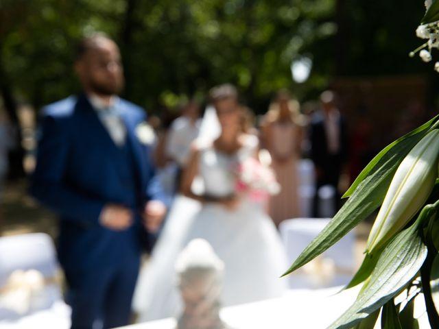 Le mariage de Audric et Maeva à Cruviers-Lascours, Gard 8