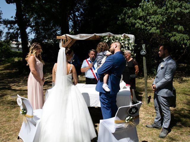 Le mariage de Audric et Maeva à Cruviers-Lascours, Gard 9