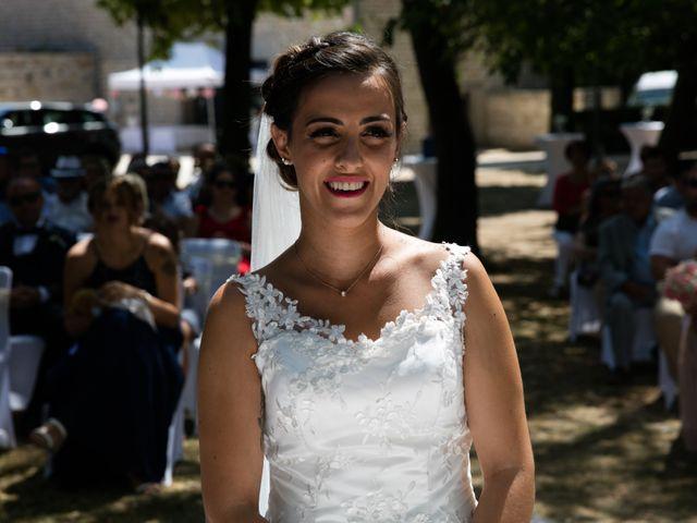 Le mariage de Audric et Maeva à Cruviers-Lascours, Gard 12