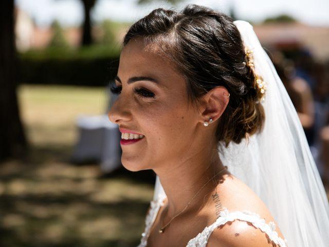 Le mariage de Audric et Maeva à Cruviers-Lascours, Gard 13