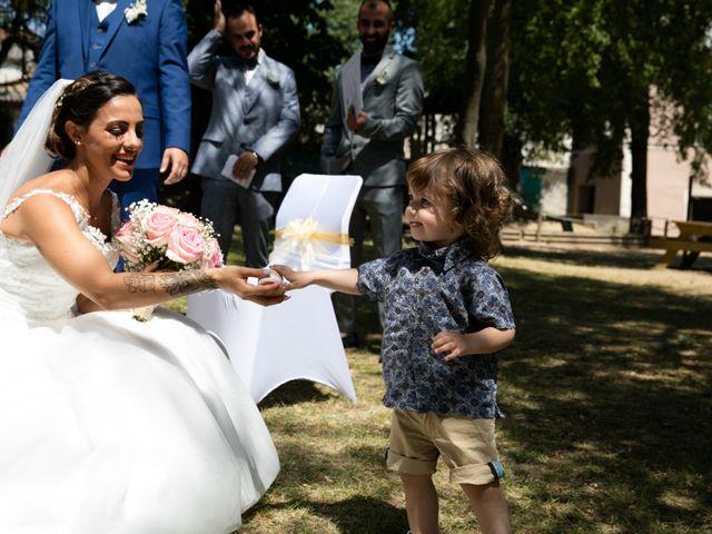 Le mariage de Audric et Maeva à Cruviers-Lascours, Gard 17