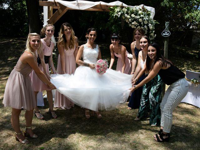 Le mariage de Audric et Maeva à Cruviers-Lascours, Gard 19