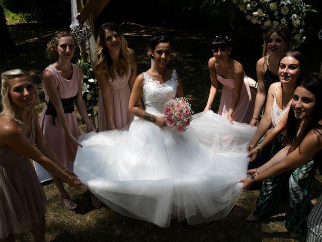 Le mariage de Audric et Maeva à Cruviers-Lascours, Gard 20