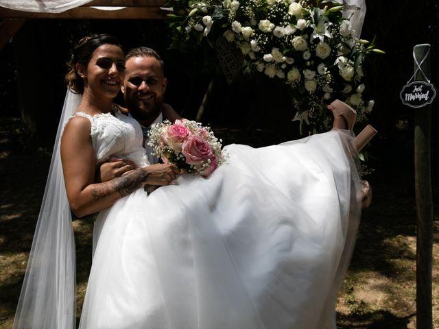 Le mariage de Audric et Maeva à Cruviers-Lascours, Gard 23