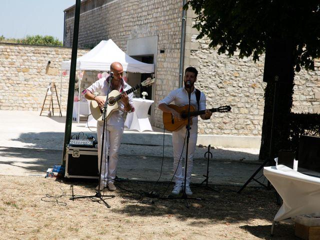 Le mariage de Audric et Maeva à Cruviers-Lascours, Gard 26