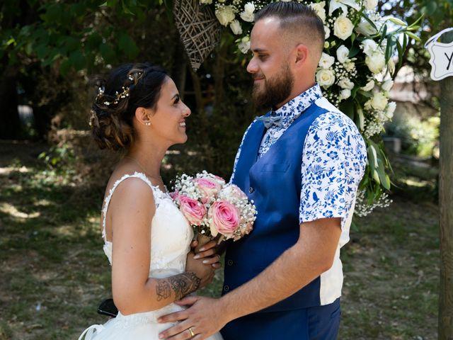 Le mariage de Audric et Maeva à Cruviers-Lascours, Gard 42