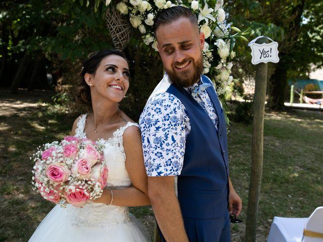 Le mariage de Audric et Maeva à Cruviers-Lascours, Gard 43