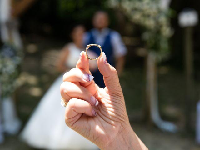 Le mariage de Audric et Maeva à Cruviers-Lascours, Gard 3