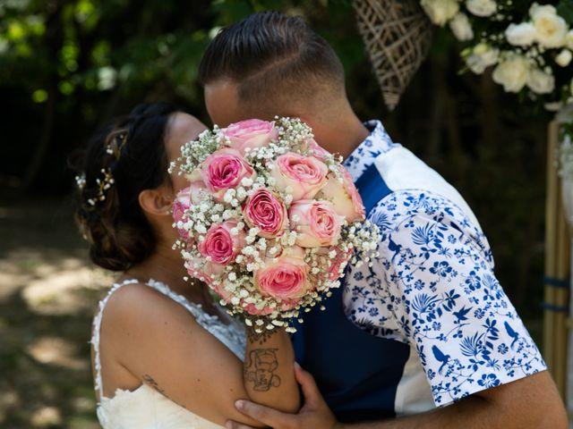 Le mariage de Audric et Maeva à Cruviers-Lascours, Gard 45
