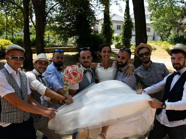 Le mariage de Audric et Maeva à Cruviers-Lascours, Gard 48