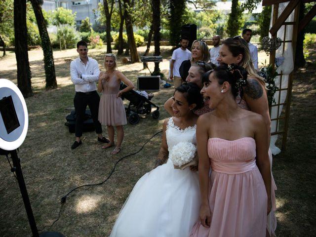 Le mariage de Audric et Maeva à Cruviers-Lascours, Gard 55