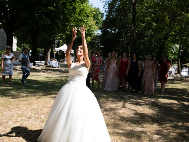 Le mariage de Audric et Maeva à Cruviers-Lascours, Gard 57