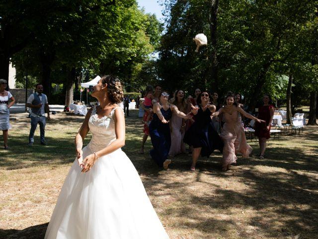 Le mariage de Audric et Maeva à Cruviers-Lascours, Gard 58