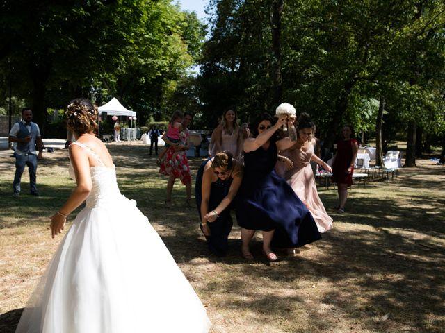 Le mariage de Audric et Maeva à Cruviers-Lascours, Gard 59