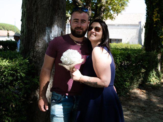 Le mariage de Audric et Maeva à Cruviers-Lascours, Gard 61