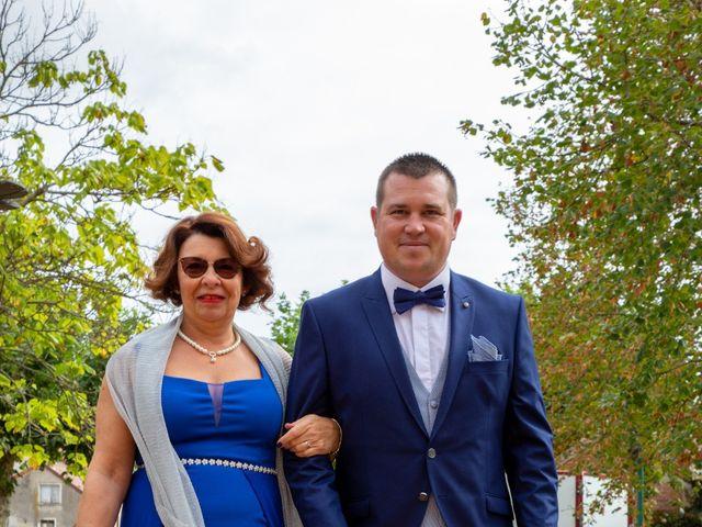 Le mariage de Aymeric et Florence à Verneix, Allier 3