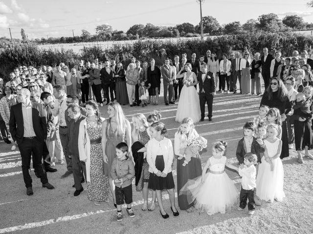 Le mariage de Aymeric et Florence à Verneix, Allier 31