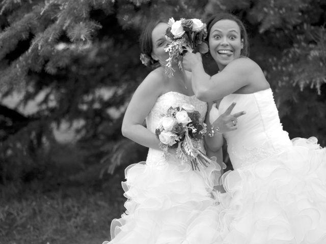 Le mariage de Charlotte et Barbara à Mours, Val-d'Oise 3