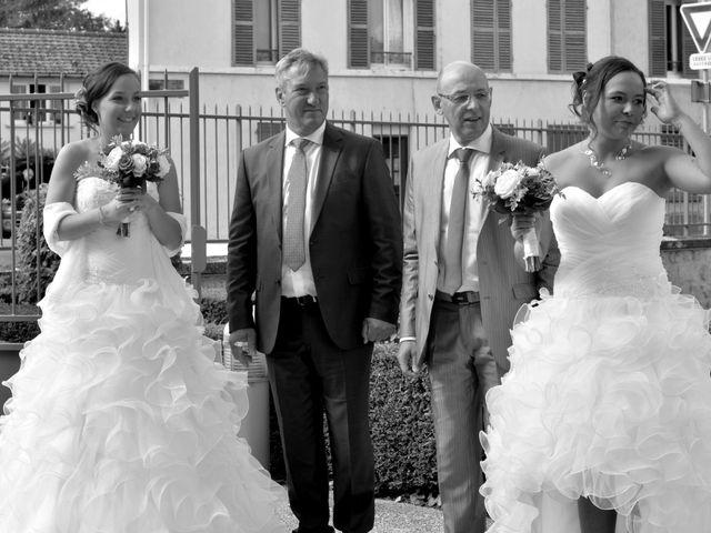 Le mariage de Charlotte et Barbara à Mours, Val-d'Oise 28
