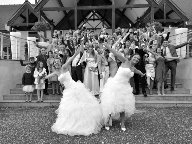 Le mariage de Charlotte et Barbara à Mours, Val-d'Oise 29