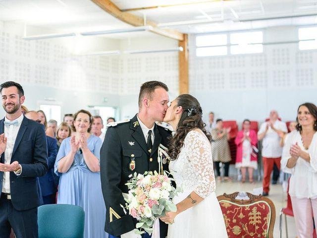 Le mariage de Alexis et Élodie à Angers, Maine et Loire 55