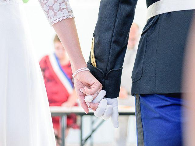 Le mariage de Alexis et Élodie à Angers, Maine et Loire 56