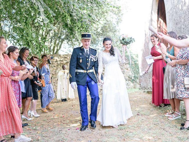 Le mariage de Alexis et Élodie à Angers, Maine et Loire 71