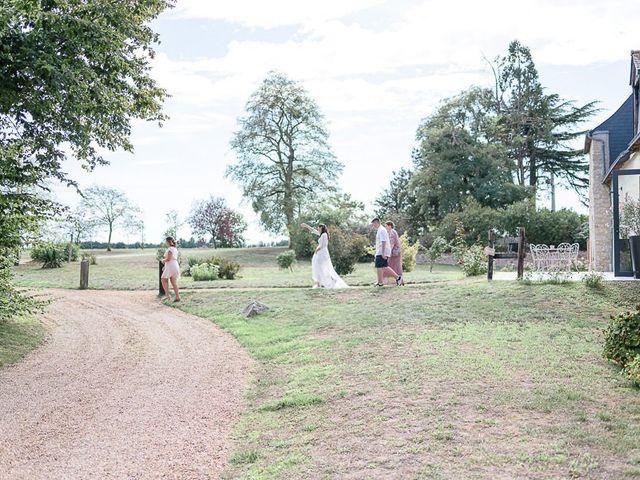 Le mariage de Alexis et Élodie à Angers, Maine et Loire 73
