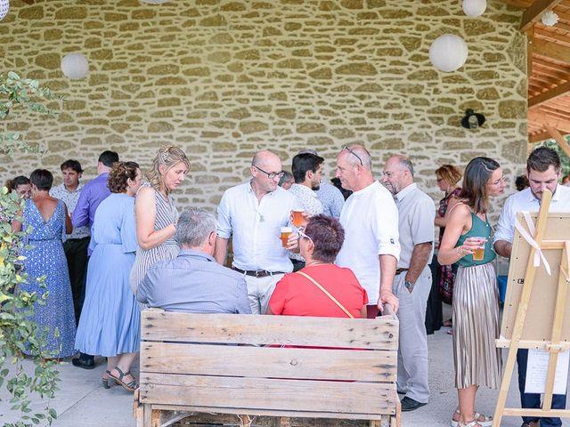 Le mariage de Alexis et Élodie à Angers, Maine et Loire 82