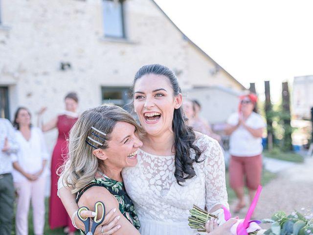 Le mariage de Alexis et Élodie à Angers, Maine et Loire 92