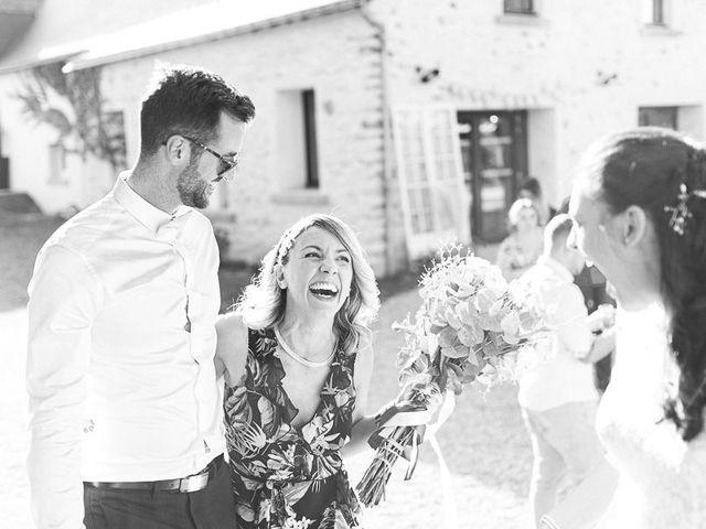 Le mariage de Alexis et Élodie à Angers, Maine et Loire 93