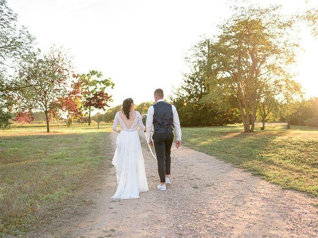 Le mariage de Alexis et Élodie à Angers, Maine et Loire 98