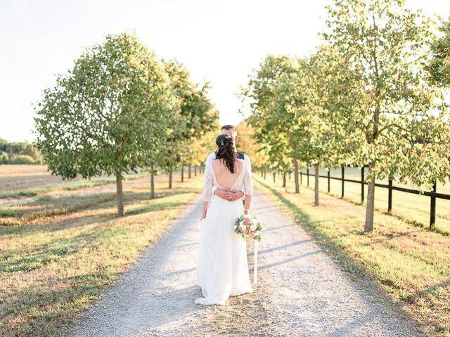 Le mariage de Alexis et Élodie à Angers, Maine et Loire 99