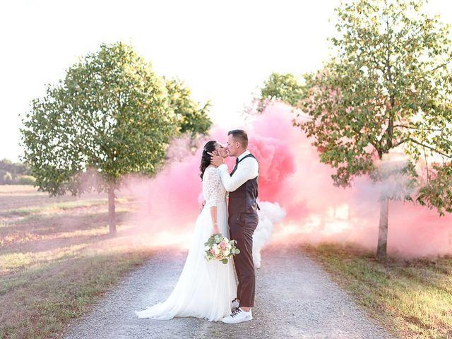 Le mariage de Alexis et Élodie à Angers, Maine et Loire 100