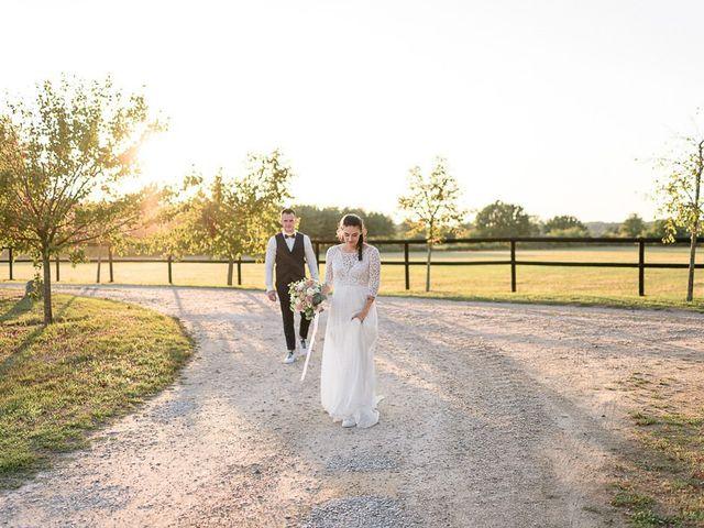Le mariage de Alexis et Élodie à Angers, Maine et Loire 104