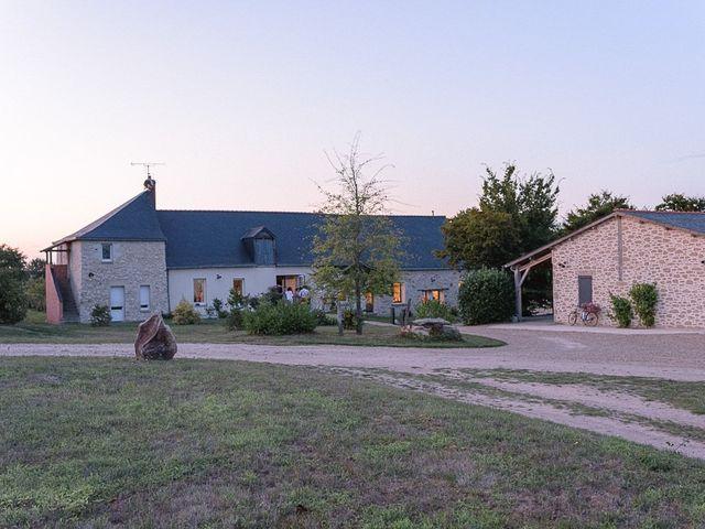 Le mariage de Alexis et Élodie à Angers, Maine et Loire 109