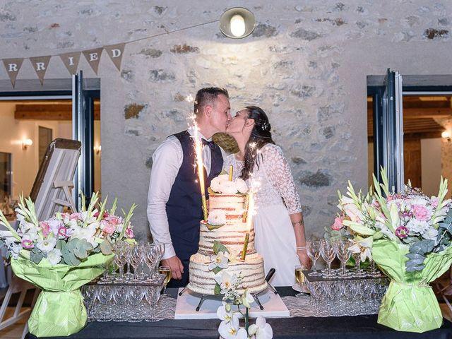 Le mariage de Alexis et Élodie à Angers, Maine et Loire 113