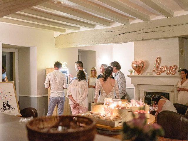 Le mariage de Alexis et Élodie à Angers, Maine et Loire 116