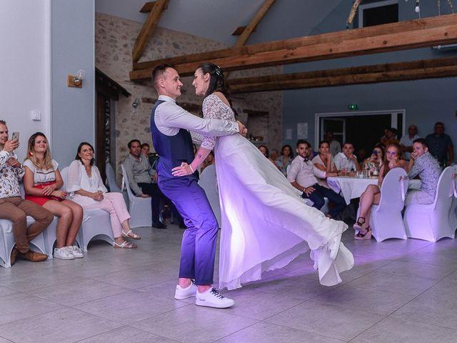 Le mariage de Alexis et Élodie à Angers, Maine et Loire 123