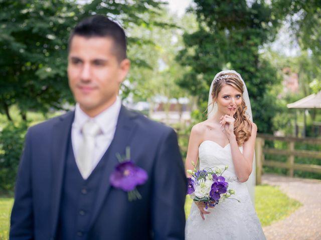 Le mariage de Cyril et Laura à Weitbruch, Bas Rhin 23