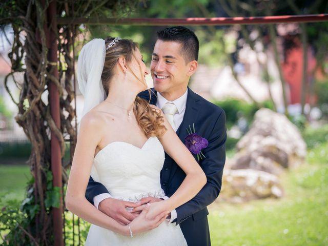 Le mariage de Laura et Cyril