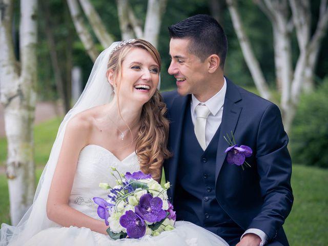 Le mariage de Cyril et Laura à Weitbruch, Bas Rhin 27