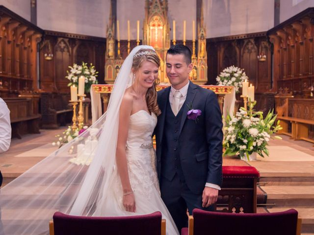 Le mariage de Cyril et Laura à Weitbruch, Bas Rhin 34