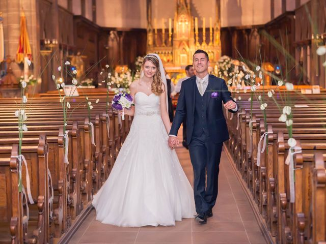 Le mariage de Cyril et Laura à Weitbruch, Bas Rhin 43