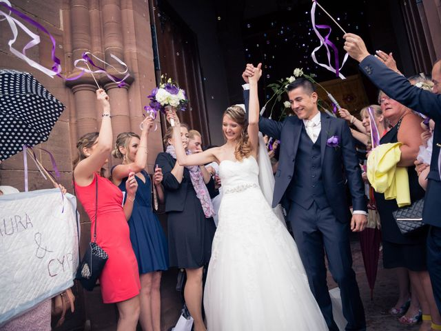 Le mariage de Cyril et Laura à Weitbruch, Bas Rhin 44