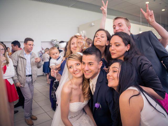 Le mariage de Cyril et Laura à Weitbruch, Bas Rhin 58