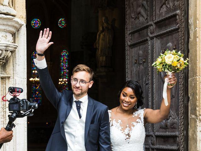 Le mariage de Vincent  et Tamara  à Villers en Arthies, Val-d'Oise 5