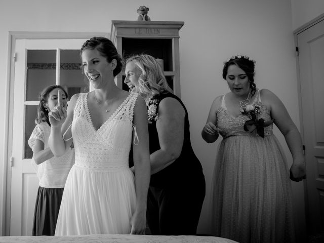 Le mariage de Yohan et Anaïs à Courville-sur-Eure, Eure-et-Loir 20