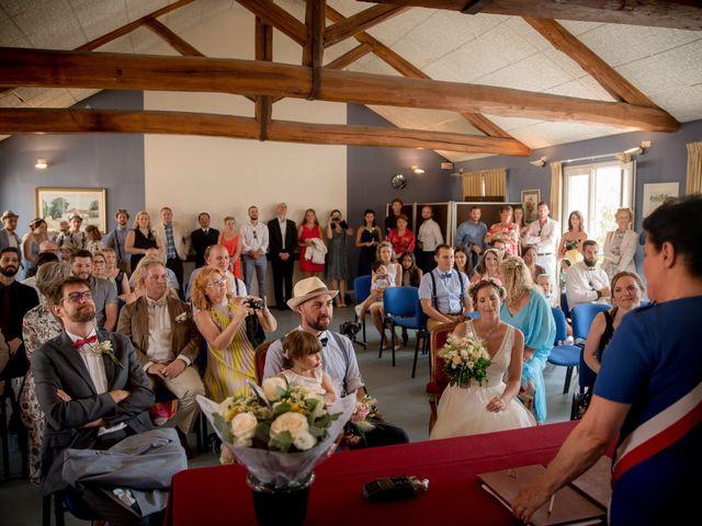 Le mariage de Yohan et Anaïs à Courville-sur-Eure, Eure-et-Loir 27