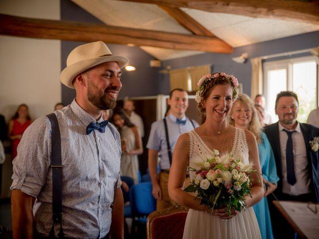 Le mariage de Yohan et Anaïs à Courville-sur-Eure, Eure-et-Loir 30
